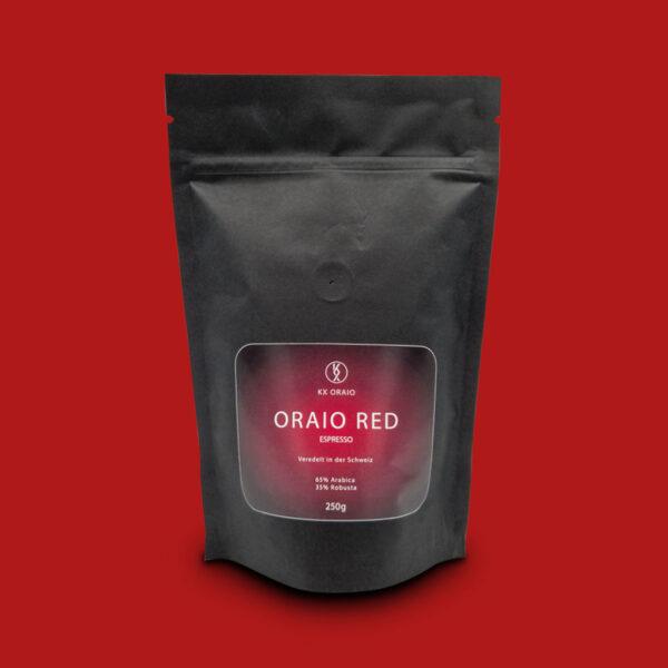 ORAIO RED Espresso