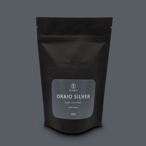 ORAIO SILVER fine good morning coffee