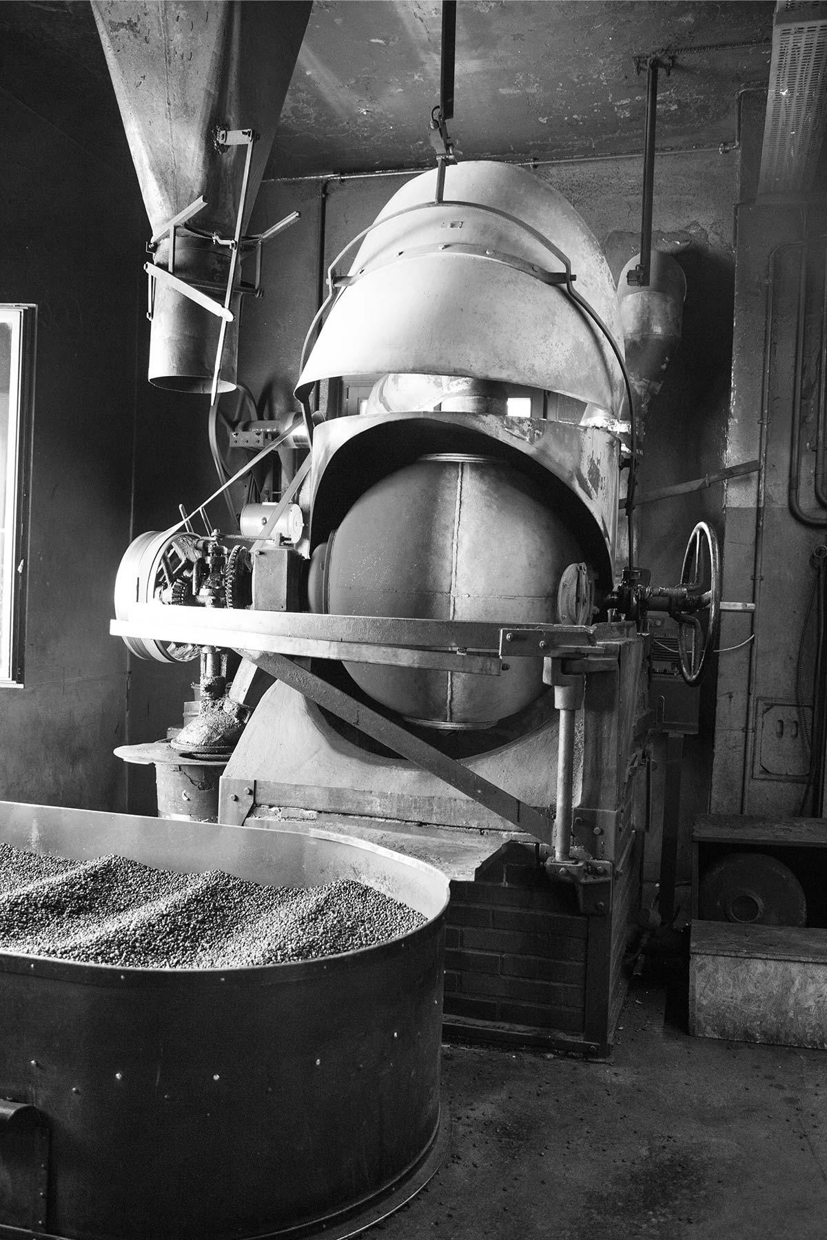 咖啡烘焙領域
