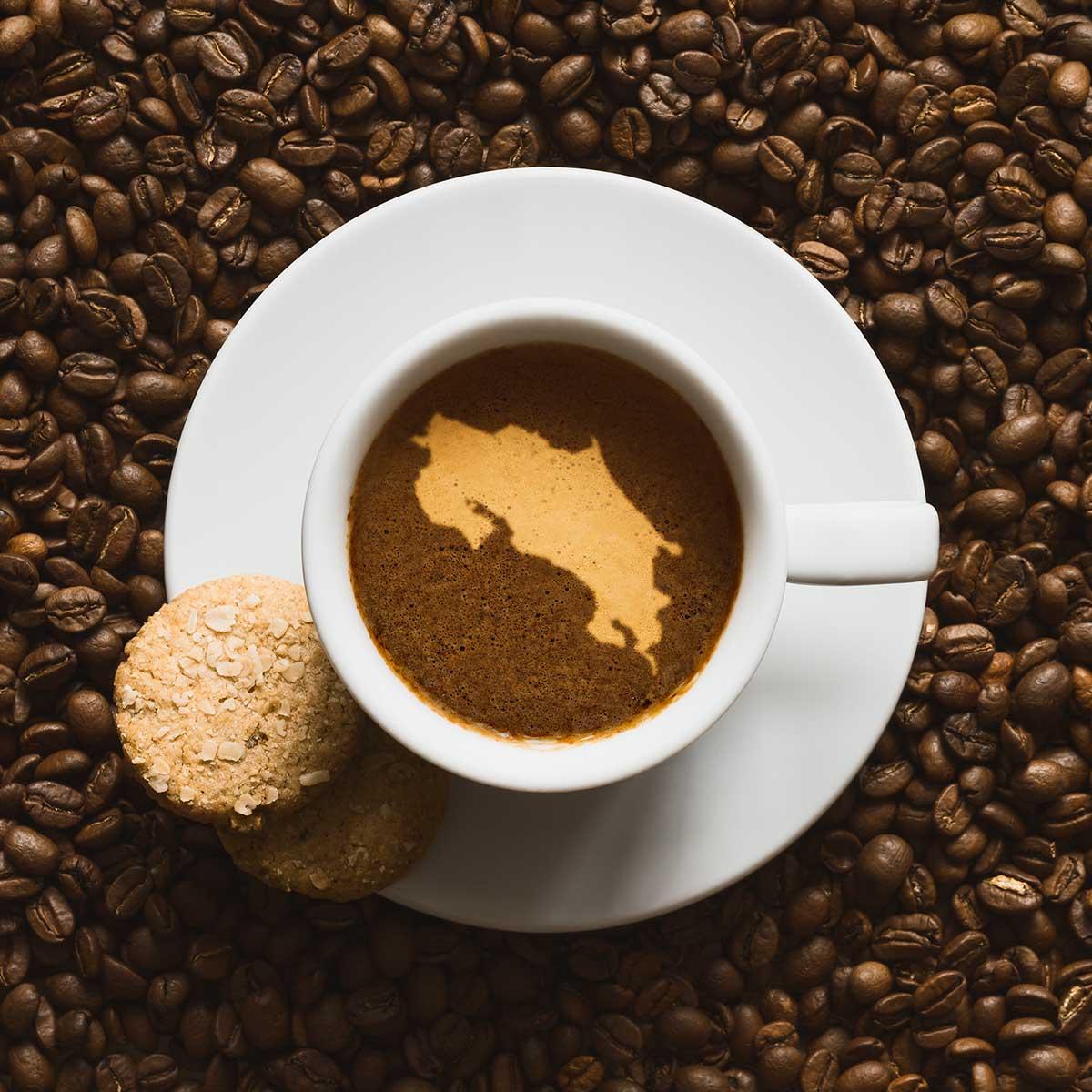 Costa Rica HB Kaffeetasse