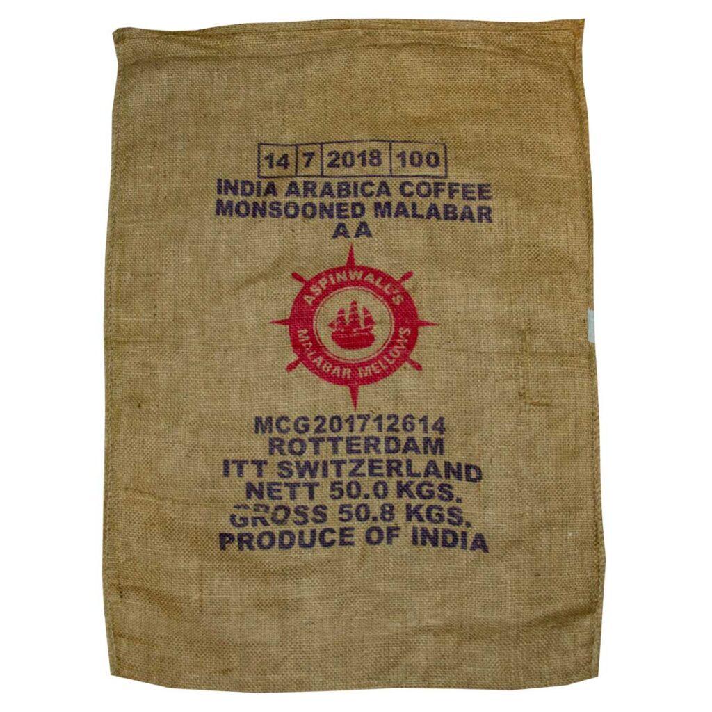 Indian monsooned malabar coffee