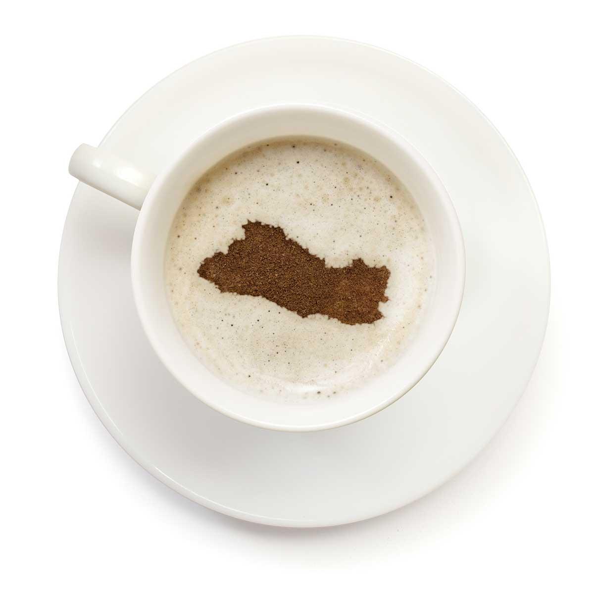 El Savador Kaffeetasse