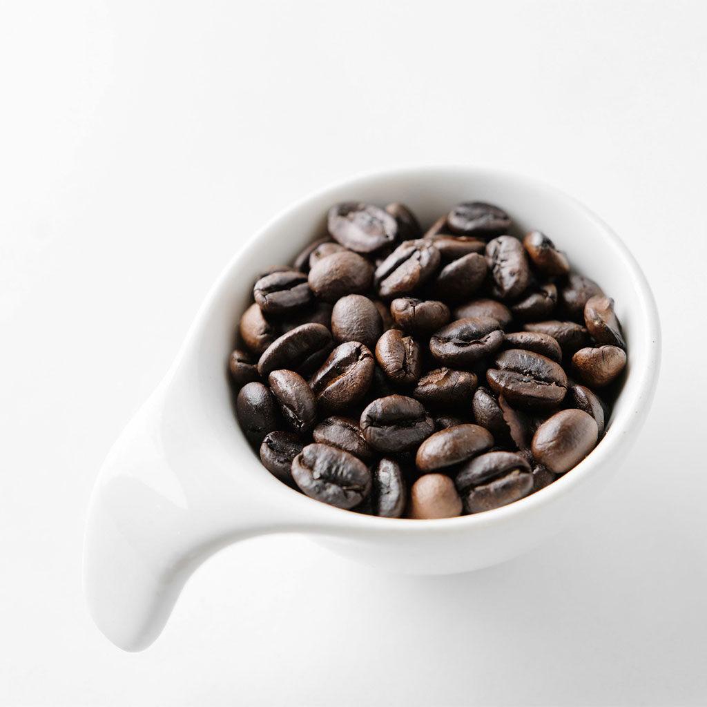 咖啡烤制阶段 - 黑烤 - 法式烤