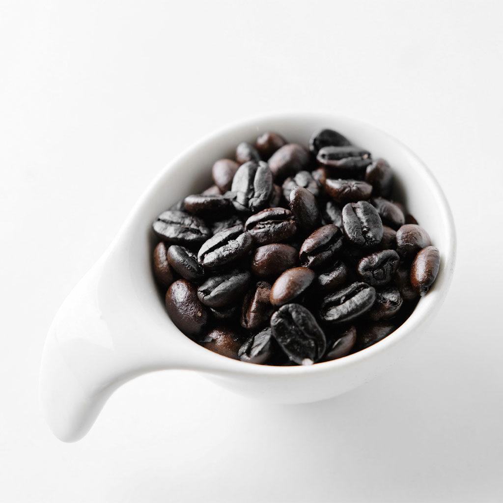 咖啡烤制阶段 - 黑烤 - 意大利烤